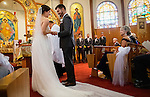Nicola Grinsted and Wade Kelly's Wedding