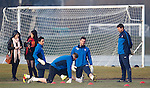 210111 Rangers training