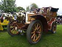 Panhard Tourer Vintage Car - 1902