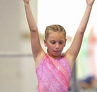 Badger State Games Gymnastics