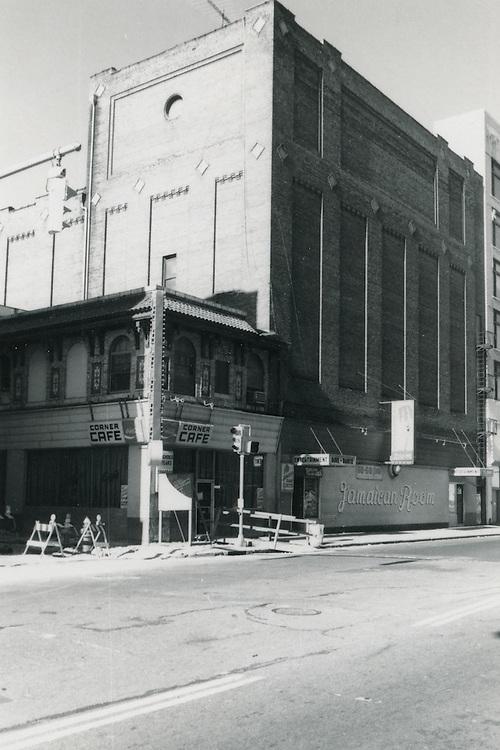 UNDATED..Conservation.Downtown West (A-1-3)...108 - 116 Tazewell Street.Wells Theatre...NEG#.NRHA#..Rol 7, Bldg 86.