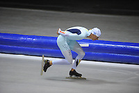 SCHAATSEN: HEERENVEEN: 25-06-2014, IJsstadion Thialf, Zomerijs training, Bart Swings, ©foto Martin de Jong