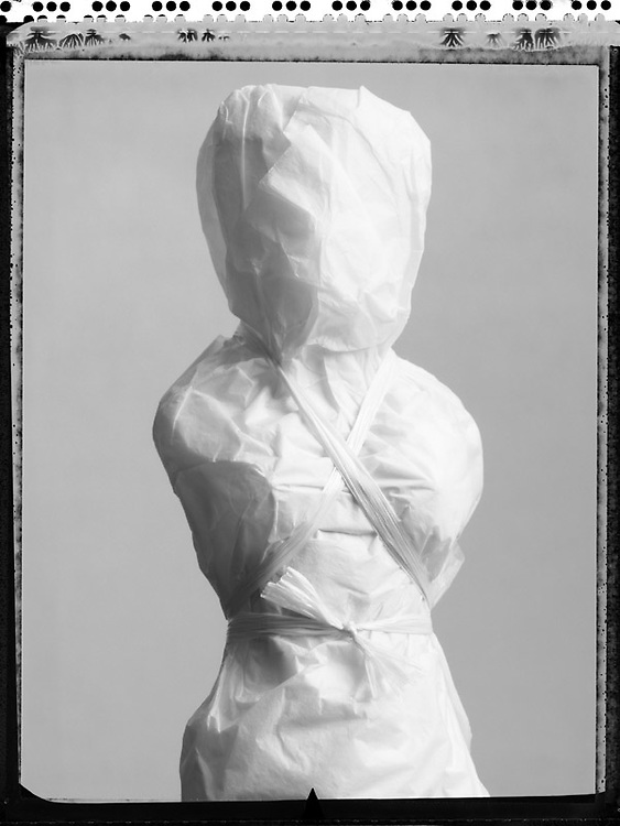 Untitled Effigy Number Three, 2004 (Wrapped Woman).