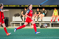 Boston, MA - Friday May 19, 2017: Celeste Boureille during a regular season National Women's Soccer League (NWSL) match between the Boston Breakers and the Portland Thorns FC at Jordan Field.