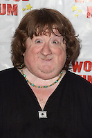 """HOLLYWOOD, CA - AUGUST 18:  Mason Reese at """"Child Stars - Then and Now"""" Exhibit Opening at the Hollywood Museum on August 18, 2016 in Hollywood, California. Credit: David Edwards/MediaPunch"""