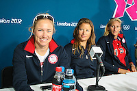 US Olympic Sailing Team Press Conference_July 26 2012
