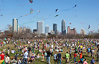 The Zilker Park Kite Festival is an annual event, the longest consecutive running Kite Festival in the country, 2012 was its 84th year!