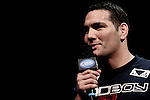 April 26, 2013: Chris Weidman Fan Club Q&amp;A