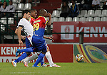 Once Caldas se vio apurado ante el Deportivo Pasto y con un solitario gol lo venció en el estadio Palogrande de Manizales. Este era un juego de la cuarta fecha.