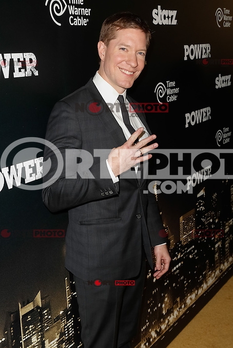 New York, NY -  June 2 : Actor Joseph Sikora attends the Power Premiere held at the Highline Ballroom on June 2, 2014 in New York City. Photo by Brent N. Clarke / Starlitepics