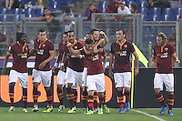 Roma vs. Bologna, September 29, 2013