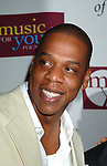 "Jay-Z..at The UJA-Federation of New York's Music Visionary ..Award honoring Antonio ""L.A. "" Reid, Chairman, Island Def Jam Music Group on July 18, 2006 at The Pierre Hotel. ..Robin Platzer, Twin Images"