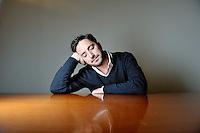 Chilean film director and screenwriter Pablo Larrain