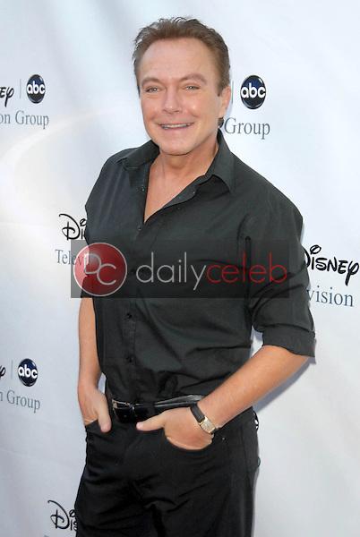 David Cassidy<br />at the 2009 Disney-ABC Television Group Summer Press Tour. Langham Resort, Pasadena, CA. 08-08-09<br />Dave Edwards/DailyCeleb.com 818-249-4998