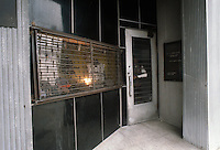 1986 February .Rehabilitation.Attucks Theatre.Church Street..2ND FLOOR.ENTRANCE.INTERIOR...NEG#.NRHA#..