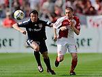 Fussball Bundesliga, Saison 2008/2009: Energie Cottbus - FC Bayern Muenchen