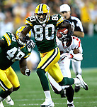 .The Green Bay Packers hosted the Atlanta Falcons in Pre-Season football at Lambeau Field Saturday August 19, 2006. Steve Apps-State Journal.