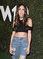 Los Angeles, CA - NOVEMBER 02: Louise Roe at The Who What Wear 10th Anniversary #WWW10 Experience At W Los Angeles in Who What Wear Store, California on October 29, 2016. Credit: Faye Sadou/MediaPunch