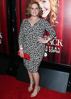 HOLLYWOOD, LOS ANGELES, CA, USA - NOVEMBER 05: Bayne Gibby arrives at the Los Angeles Premiere Of HBO's 'The Comeback' held at the El Capitan Theatre on November 5, 2014 in Hollywood, Los Angeles, California, United States. (Photo by Xavier Collin/Celebrity Monitor)