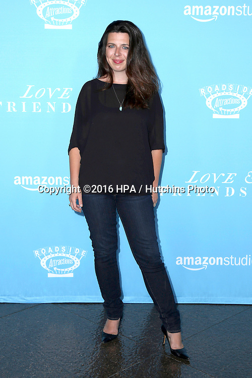 LOS ANGELES - MAY 3:  Heather Matarazzo at the Love & Friendship LA Premiere at the DGA Theater on May 3, 2016 in Los Angeles, CA