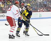 151121-PARTIAL-University of Michigan Wolverines at Boston University Terriers (m)