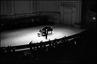 Alfred Brendel, final concert at Carnegie Hall