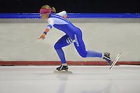 SCHAATSEN: HEERENVEEN: 29-10-2014, IJsstadion Thialf, Topsporttraining, Thijsje Oenema, ©foto Martin de Jong