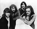 Jackson Heights 1970 Tom Sloane, Charlie Harcourt, Mario Tapia and Lee Jackson<br /> &copy; Chris Walter