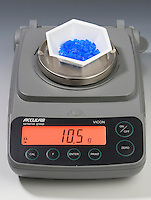 MASS OF AN OBJECT MEASURED ON 2 DIFFERENT BALANCES: 1 of 2<br />
