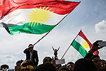 Newroz: Kurds Celebrate New Year