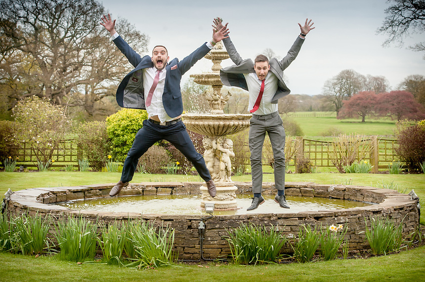 Images from Emily and Greg's Wedding Day at Rookery Hall, Worleston on Sunday 1st May 2016.