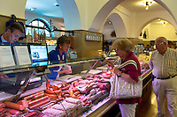 Dallmayr food store in Munich in Bavaria, Germany