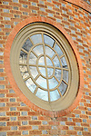 "Round window Capitol Colonial Williamsburg Virginia, round window, window,Colonial Williamsburg Virginia is historic district 1699 to 1780 which made colonial Virgnia's Capital, for most of the 18th century Williamsburg was the center of government education and culture in Colony of Virginia, George Washington, Thomas Jefferson, Patrick Henry, James Monroe, James Madison, George Wythe, Peyton Randolph, and others molded democracy in the Commonwealth of Virginia and the United States, Motto of Colonial Williamsburg is ""The furture may learn from the past,"" Colonial Williamsburg Virginia,Colonial Williamsburg Virginia, American Revolution Virginia Colony, James River, York River, Middle Plantation, Jamestown, Yorktown, 1607, Native American, Powhatan Confederacy, House of Burgesses, William and Mary,"