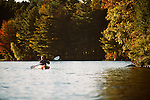 Foliage Kayaking