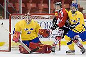 081108 - Four Nations Cup - U18s - Sweden vs. Switzerland