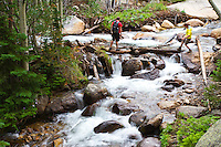 River Crossing, Rocky Mountain National Park
