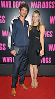 Max Rogers &amp; Kimberly Wyatt at the &quot;War Dogs&quot; gala film screening, Picturehouse Central, Corner of Shaftesbury Avenue &amp; Great Windmill Street, London, England, UK, on Thursday 11 August 2016.<br /> <br /> &copy;CAN/Capital Pictures / MediaPunch  ** USA and South America ONLY**