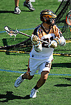 24 August 2008: Rochester Rattlers' Midfielder Brett Bucktooth in action against the Denver Outlaws during the Championship Game of the Major League Lacrosse Championship Weekend at Harvard Stadium in Boston, MA. The Rattles defeated the Outlaws 16-6 to take the league honor for the 2008 season...Mandatory Photo Credit: Ed Wolfstein Photo