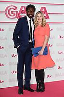LONDON, UK. November 24, 2016: Daniel Lawrence Taylor at the 2016 ITV Gala at the London Palladium Theatre, London.<br /> Picture: Steve Vas/Featureflash/SilverHub 0208 004 5359/ 07711 972644 Editors@silverhubmedia.com