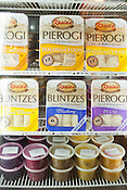 There is a perogi for every season, along with blintzes, borsch and other hearty soups at Halgo European Deli & Groceries in Durham, N.C., Wednesday, September 28, 2011.