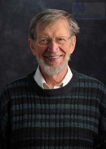 Alvin Plantinga..Photo by Matt Cashore/University of Notre Dame
