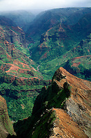 Waimea Canyon in Kauai, Hawaii, USA