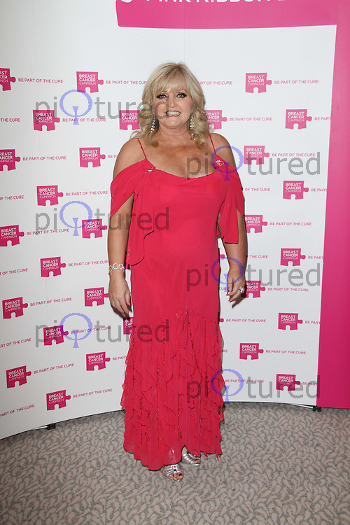 Linda Nolan The Pink Ribbon Ball, Dorchester Hotel, London, UK. 08 October 2011. Contact: Rich@Piqtured.com +44(0)7941 079620 (Picture by Richard Goldschmidt)