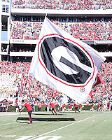 Georgia vs Georgia Tech, November 29, 2014