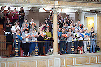 Left Balcony | Schola Cantorum 50th Anniversary Reunion Concert