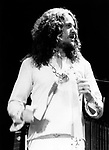 Yrs 1985 Jon Anderson at Reding Festival August 23rd.<br /> &copy; Chris Walter