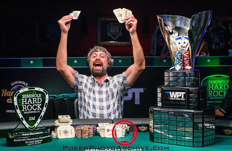 WPT SHR Poker Showdown (S14)