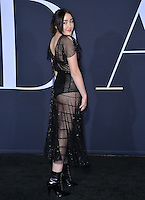 Noah Cyrus at the premiere of &quot;Fifty Shades Darker&quot; at the Theatre at the Ace Hotel, Los Angeles, USA 18th January  2017<br /> Picture: Paul Smith/Featureflash/SilverHub 0208 004 5359 sales@silverhubmedia.com