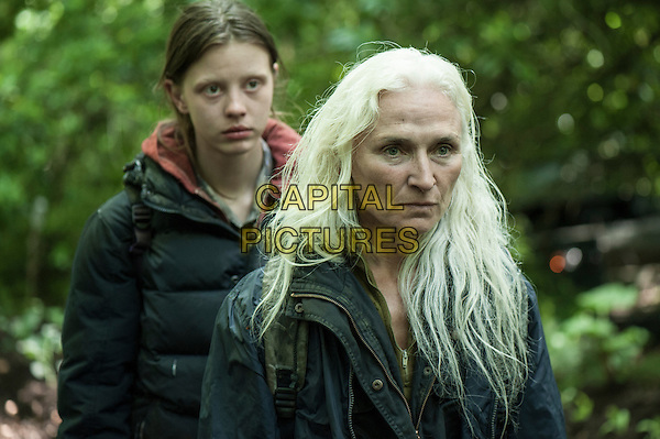 The Survivalist (2015)<br /> Mia Goth, Olwen Fouere<br /> *Filmstill - Editorial Use Only*<br /> CAP/KFS<br /> Image supplied by Capital Pictures