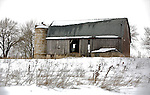 A collection of Barns that still can be seen while traveling the countryside in  the beautiful State of Wisconsin.<br /> Fond du Lac County- Oaklane Rd and County Road F.<br /> Strip Offsets: